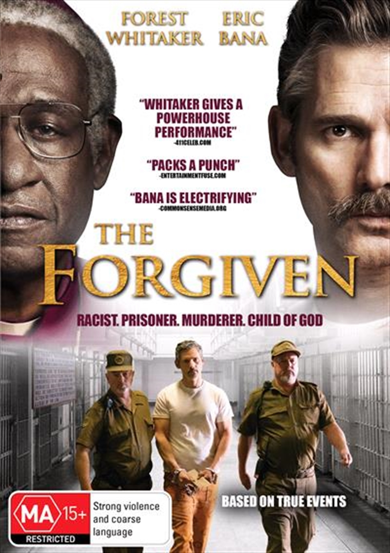 Forgiven, The | DVD