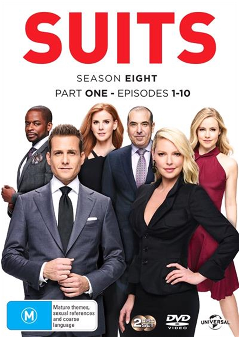 Suits - Season 8 - Part 1 | DVD