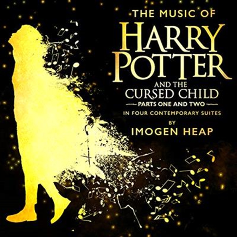 Harry Potter And The Cursed Child Parts One And Two | CD