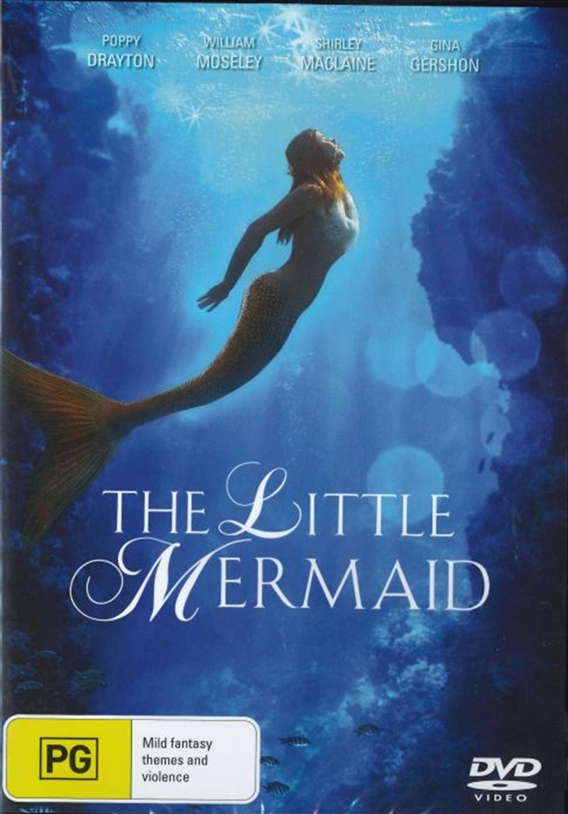 Little Mermaid (SANITY EXCLUSIVE) | DVD