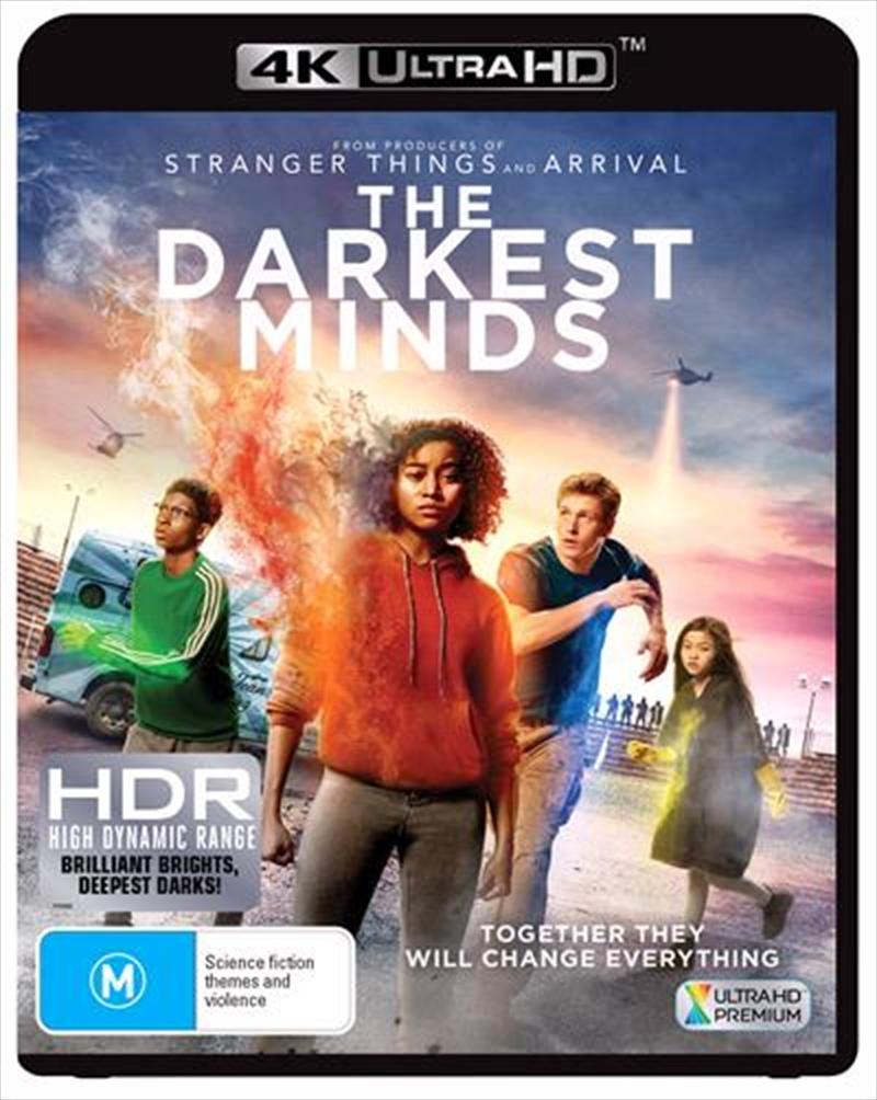Darkest Minds, The | UHD
