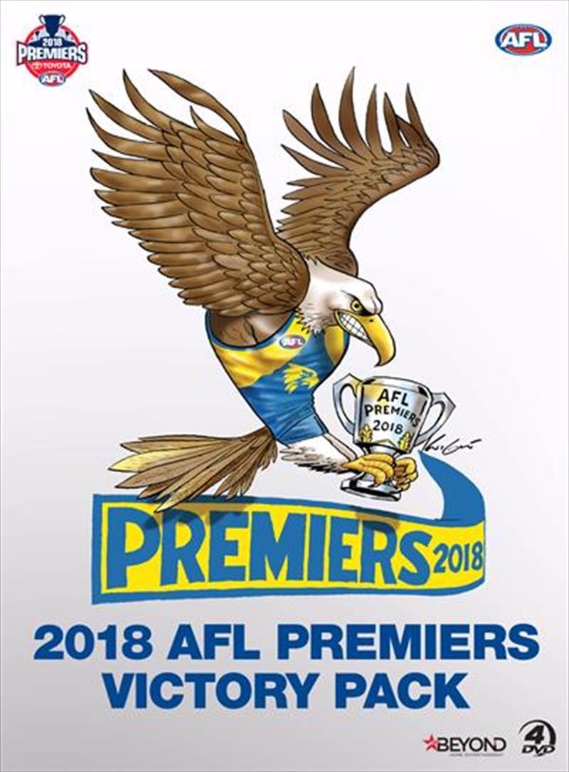 AFL - 2018 Premiers Victory Pack | DVD
