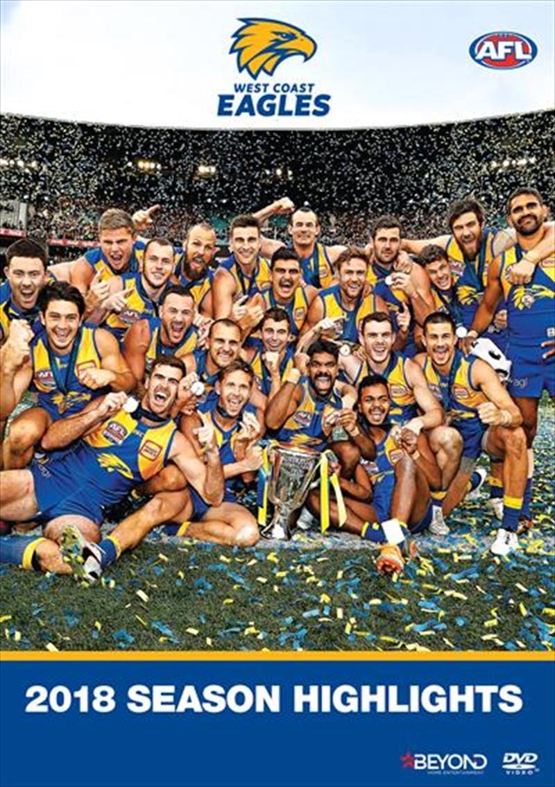 AFL - 2018 Premiers Season Highlights | DVD