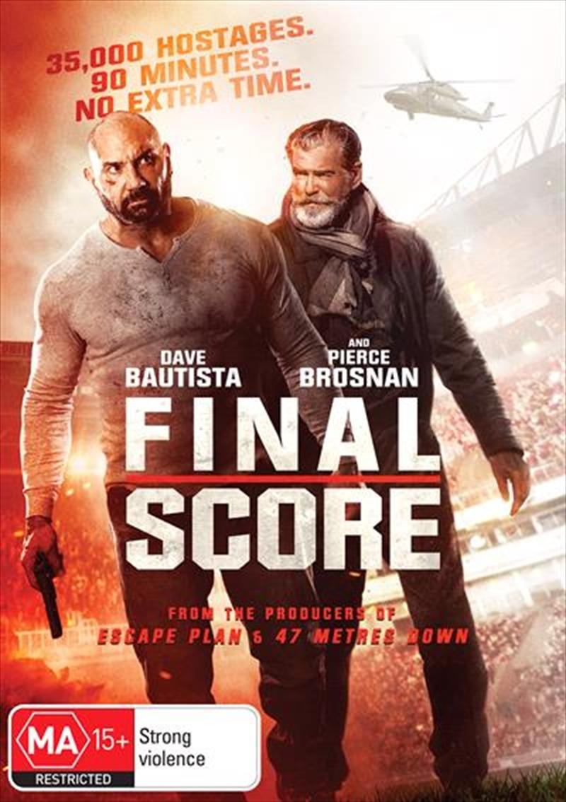 Final Score | DVD