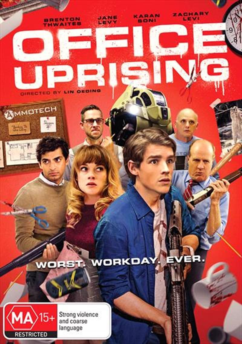 Office Uprising | DVD
