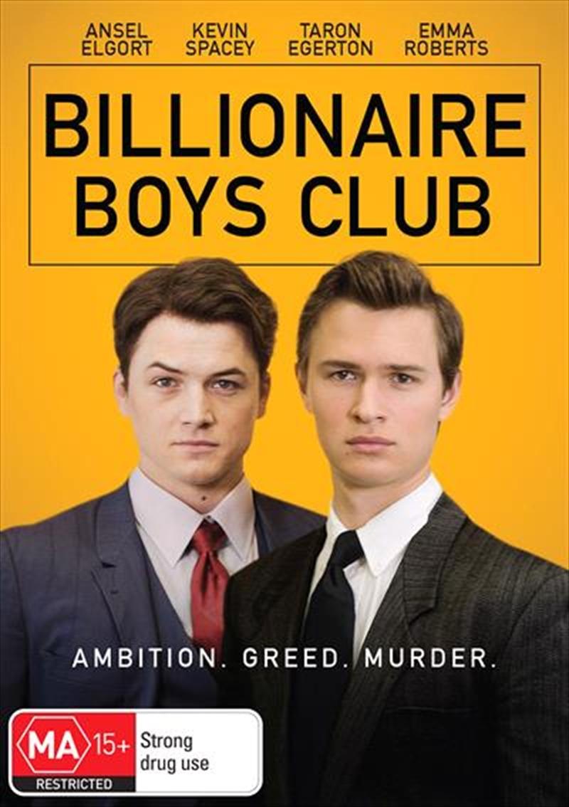 Billionaire Boys Club | DVD
