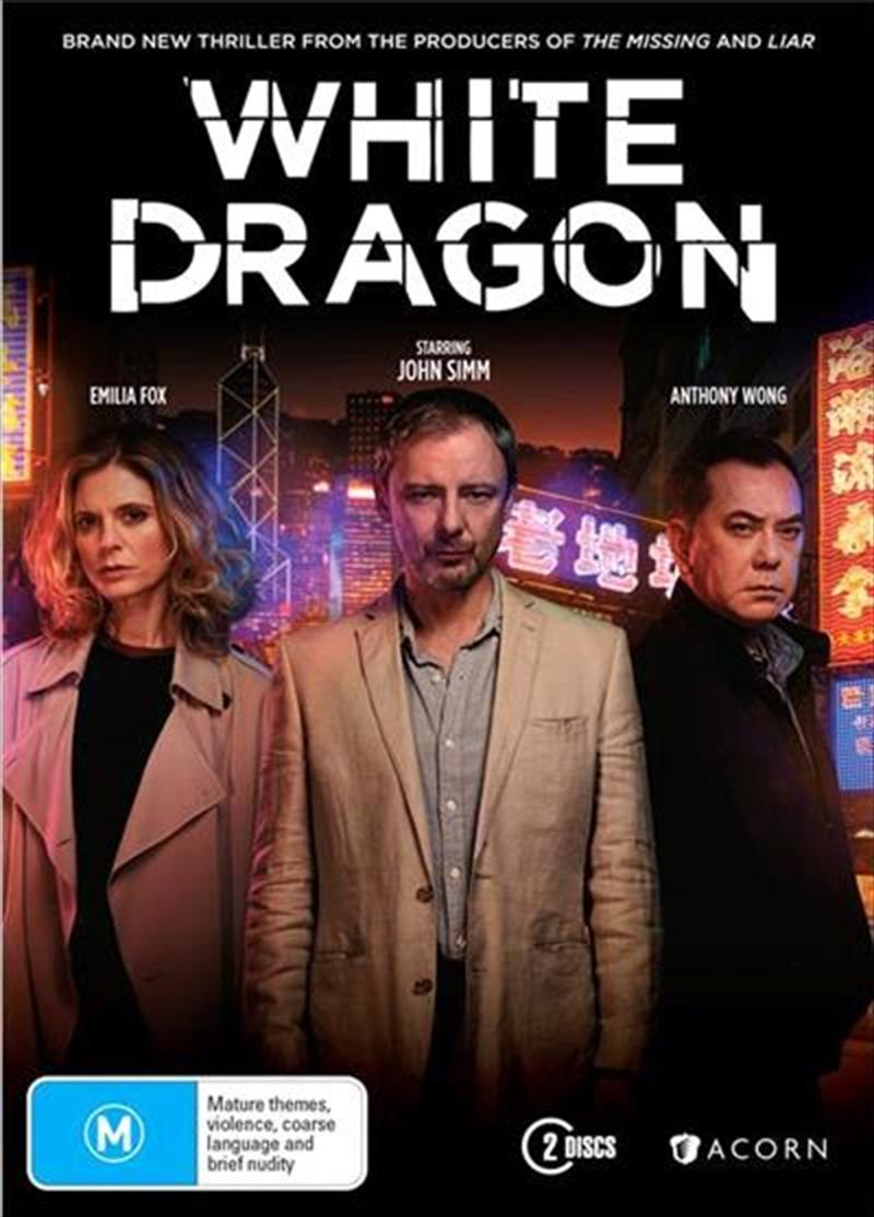 White Dragon | DVD