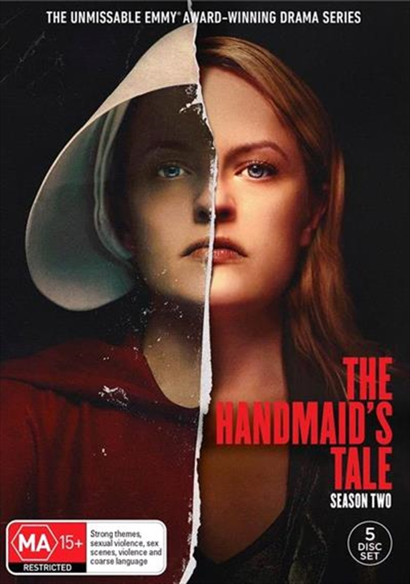 Handmaids Tale - Season 2, The | DVD
