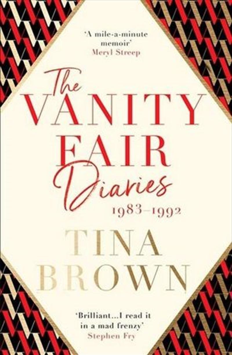Vanity Fair Diaries: 1983-1992 | Paperback Book