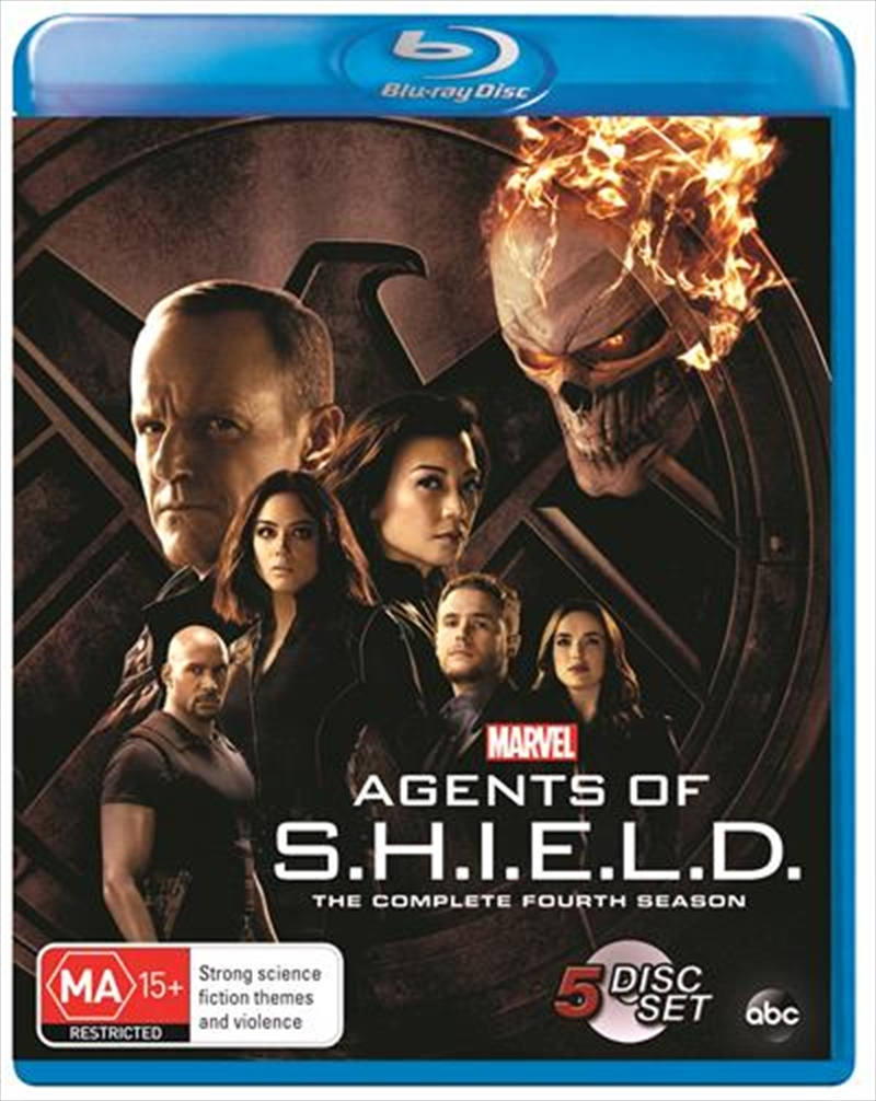 Agents Of SHIELD - Season 4 | Blu-ray