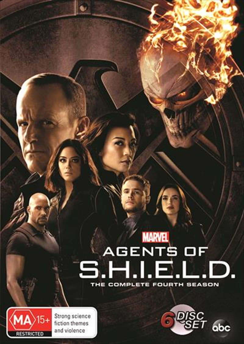 Agents Of SHIELD - Season 4 | DVD