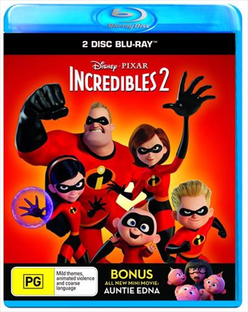 Incredibles 2 | Blu-ray