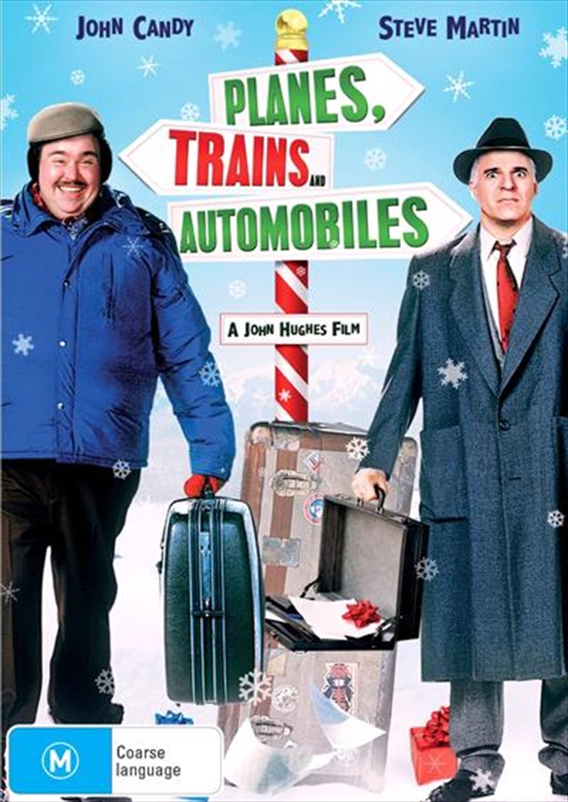 Planes, Trains And Automobiles | DVD