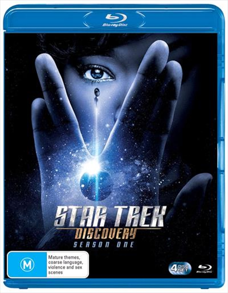Star Trek - Discovery - Season 1 | Blu-ray