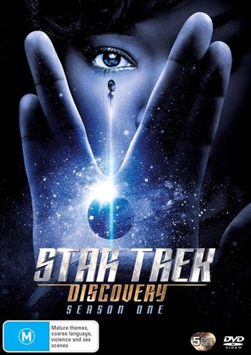 Star Trek - Discovery - Season 1 | DVD
