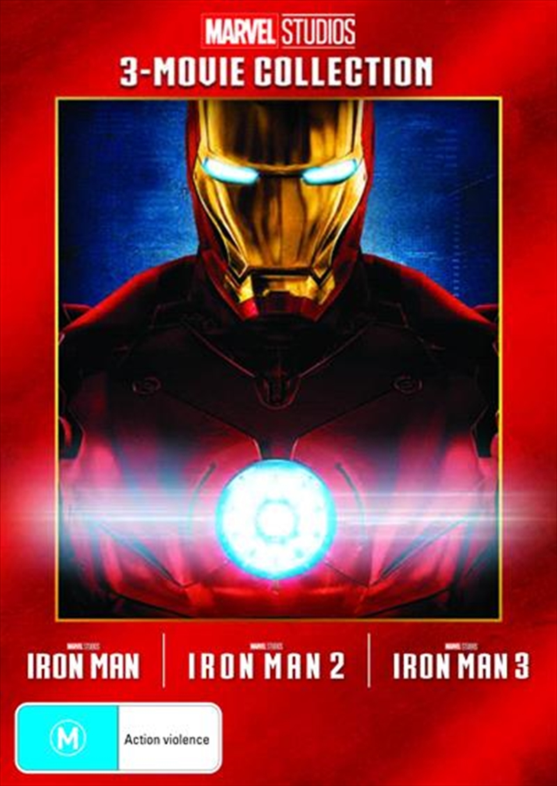 Iron Man | Triple Pack | DVD