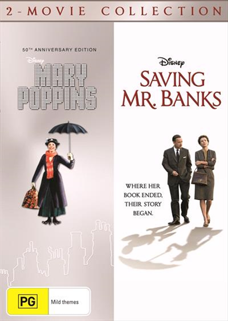 Mary Poppins / Saving Mr. Banks | DVD