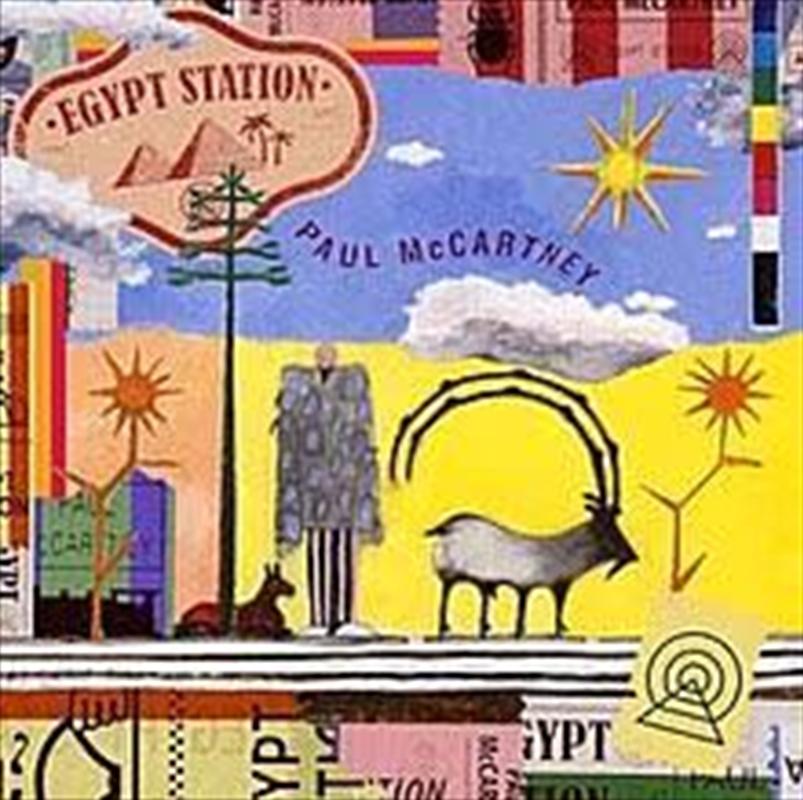 Egypt Station | CD