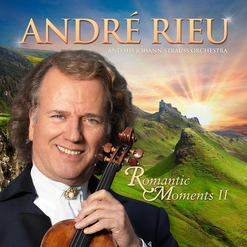 Romantic Moments II | CD