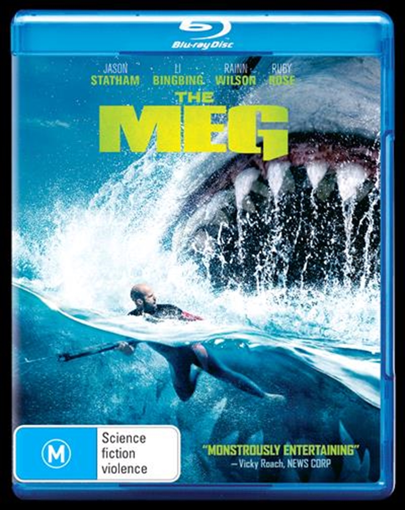 Meg, The | Blu-ray