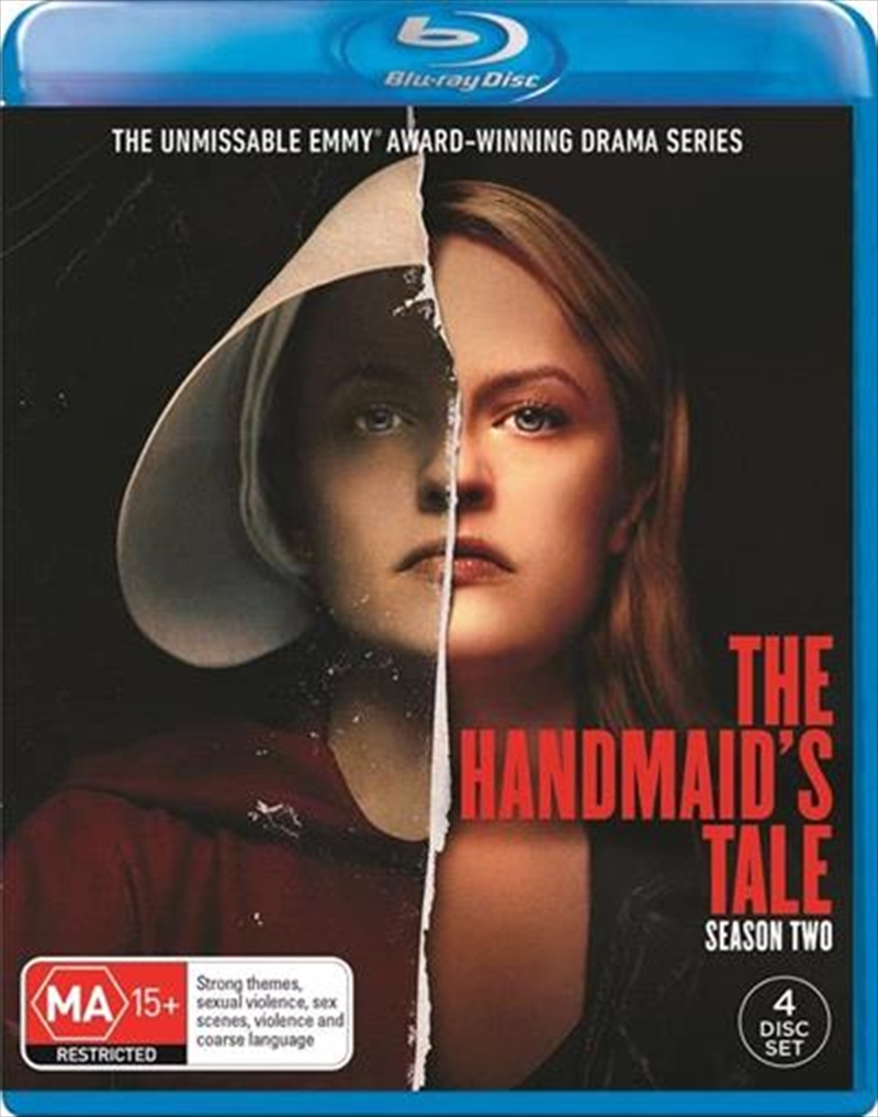Handmaids Tale - Season 2, The | Blu-ray