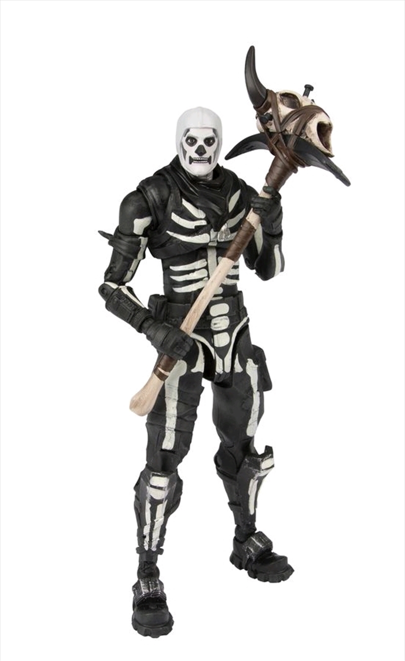 Fortnite Skull Trooper 7 Quot Action Figure Figurines