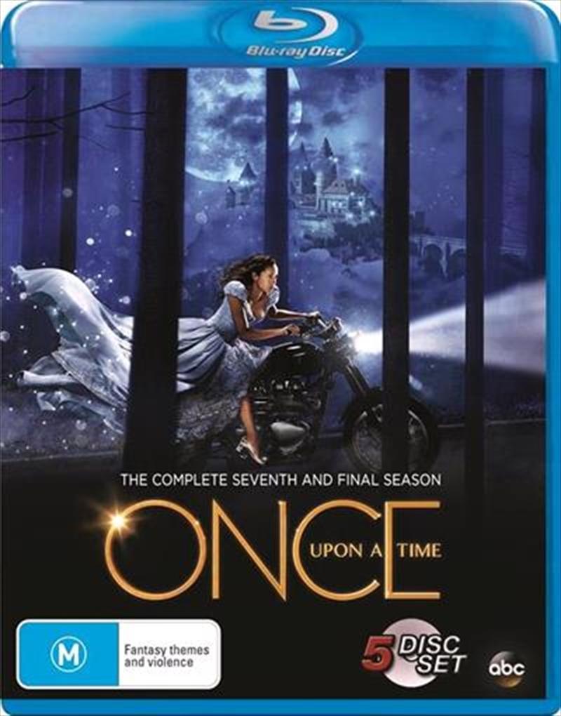 Once Upon A Time - Season 7 | Blu-ray