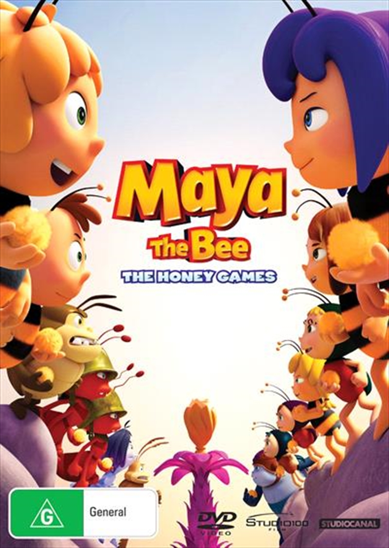 Maya The Bee - The Honey Games | DVD