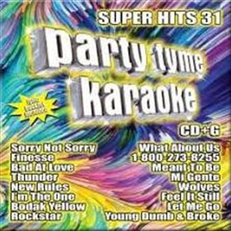 Super Hits 31   CD