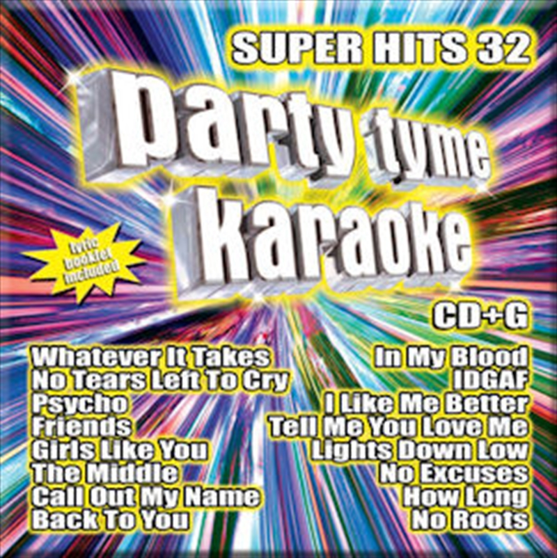 Super Hits 32 | CD
