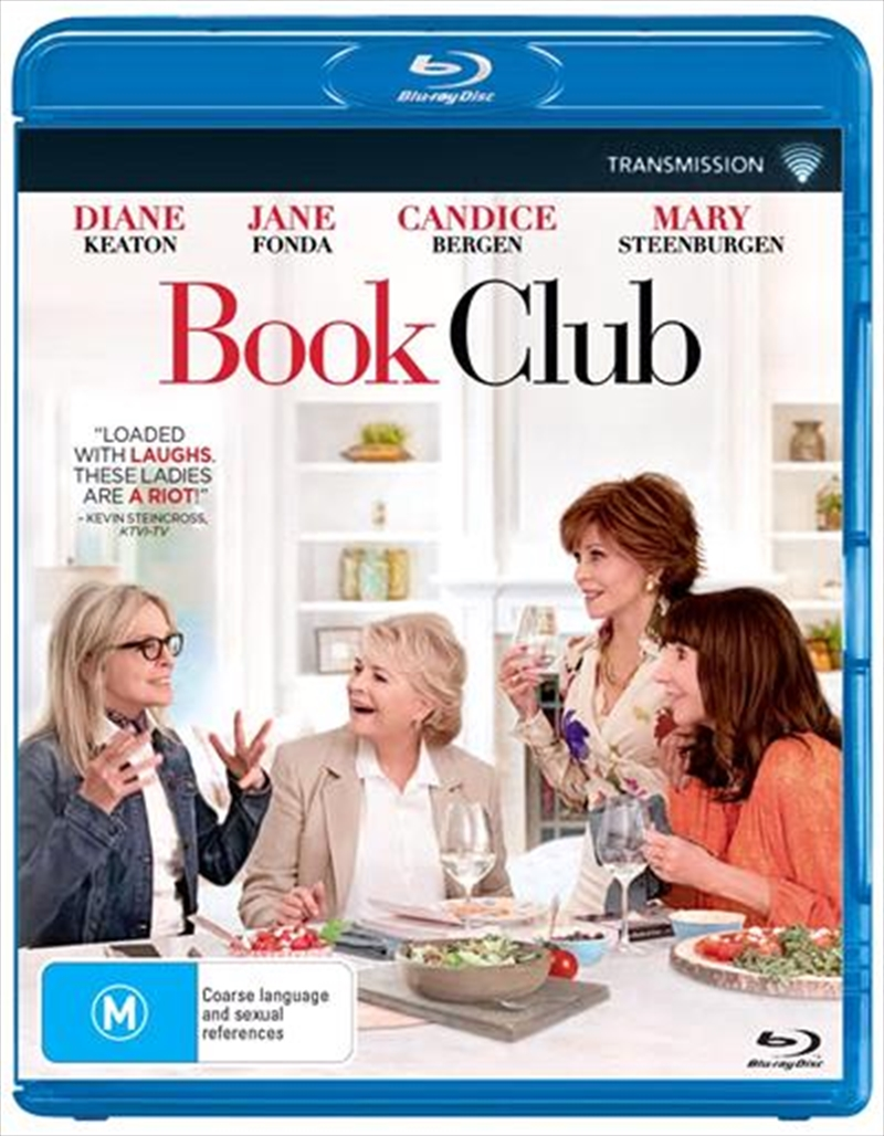 Book Club - Limited Edition | Blu-ray