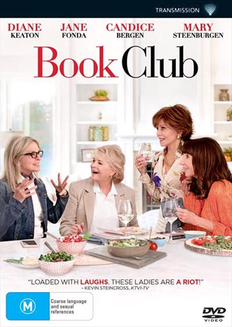 Book Club | DVD