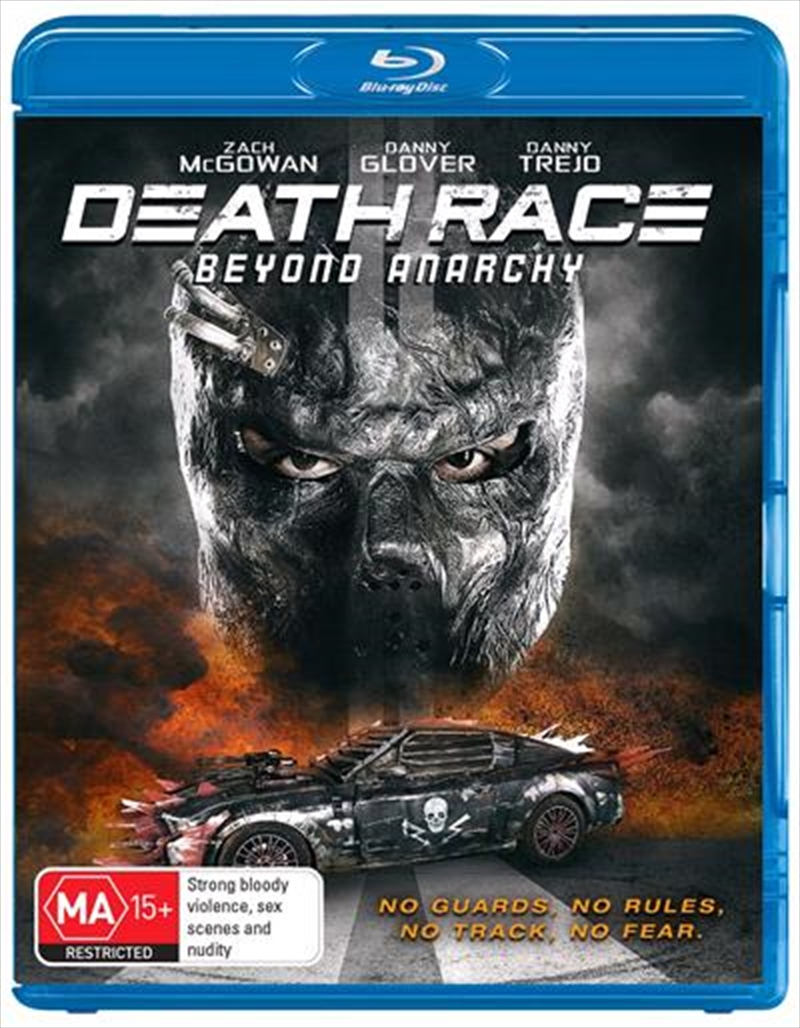 Death Race - Beyond Anarchy   Blu-ray