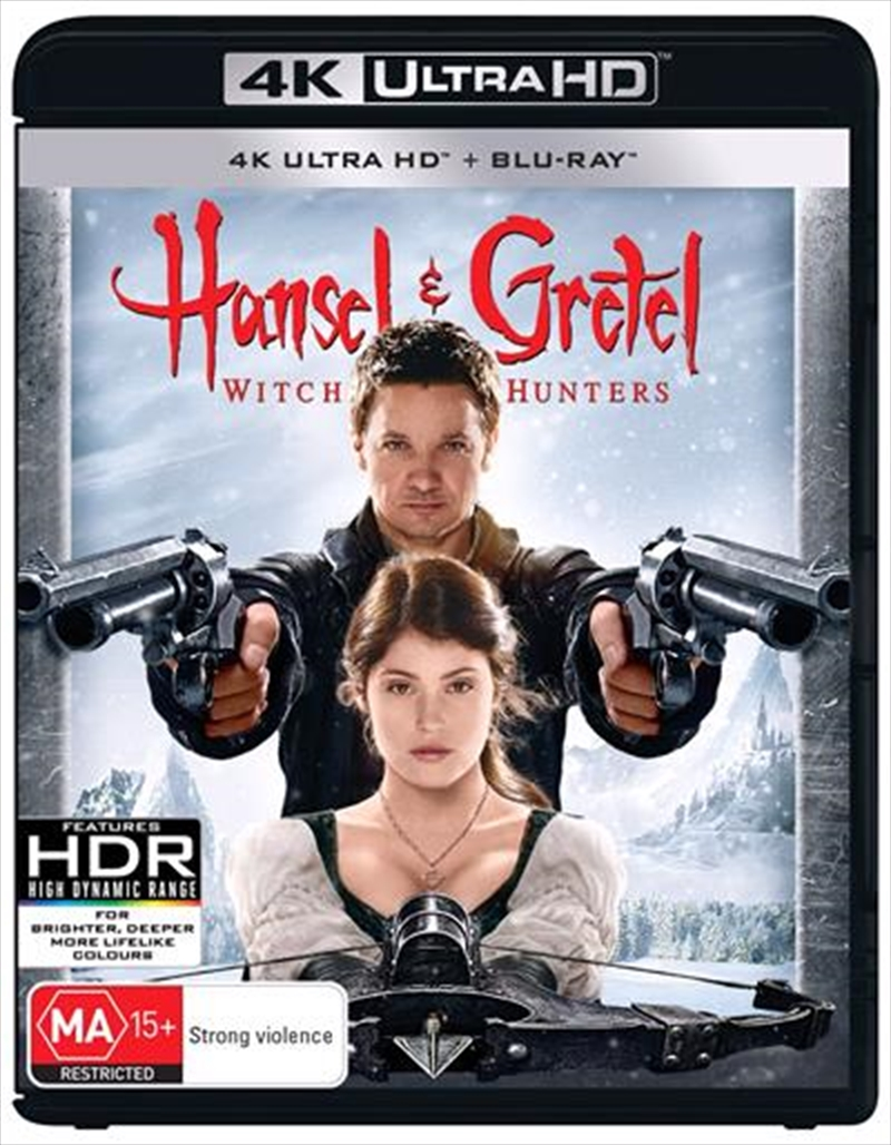 Hansel And Gretel - Witch Hunters | UHD