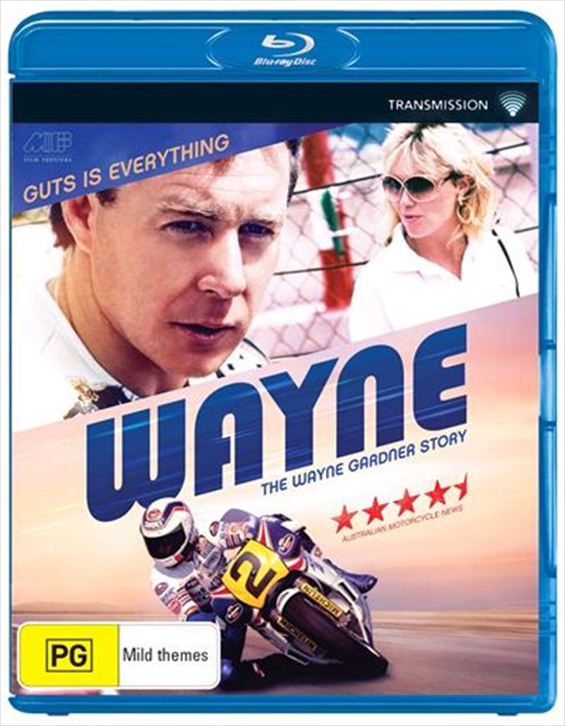 Wayne - Limited Edition | Blu-ray