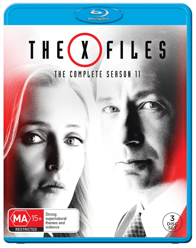 X Files - Season 11 | Blu-ray