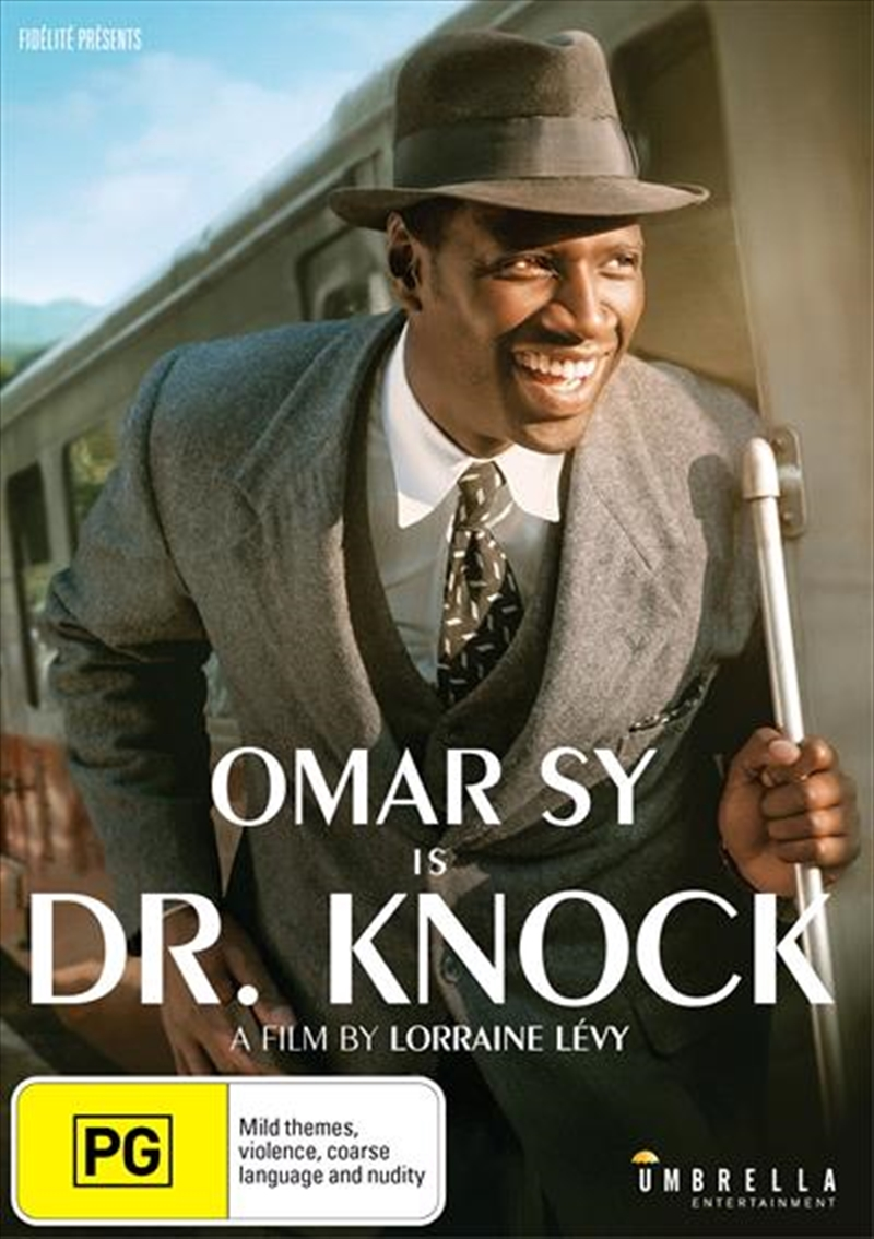 Dr Knock | DVD