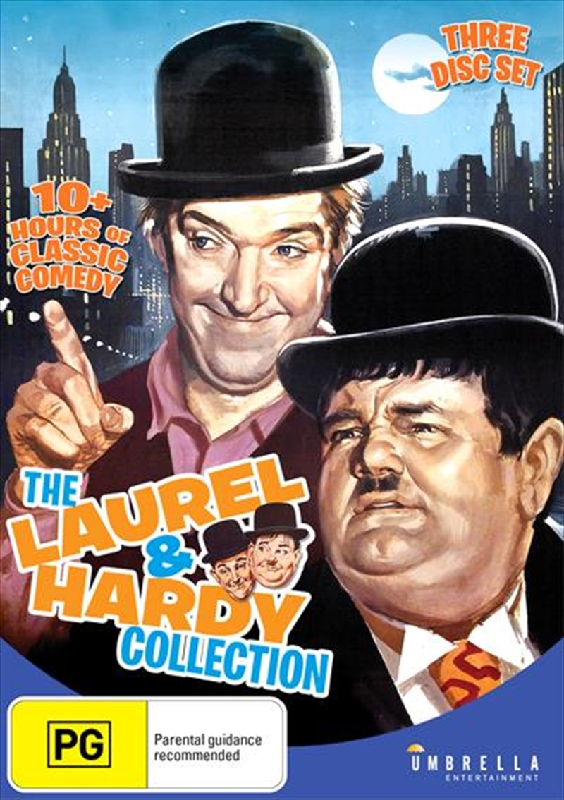 Laurel And Hardy Collection, The | DVD