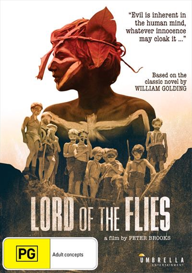Lord Of The Flies | DVD