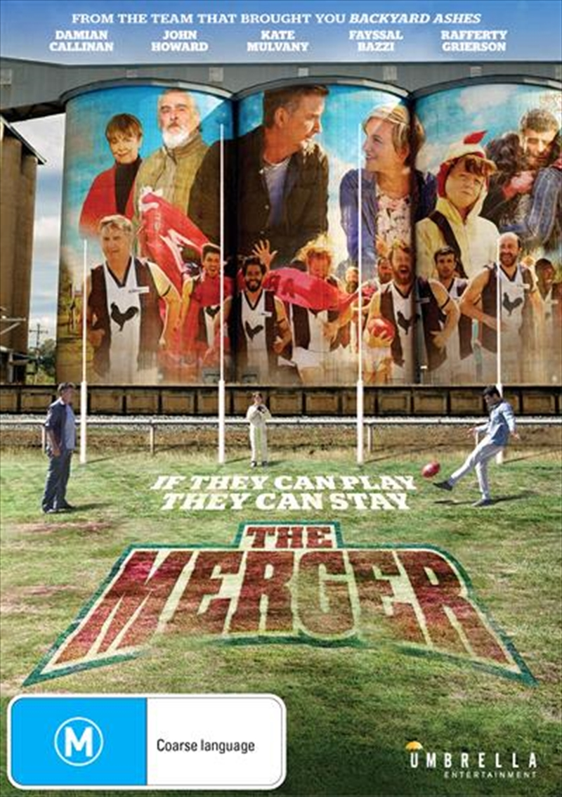 Merger, The | DVD