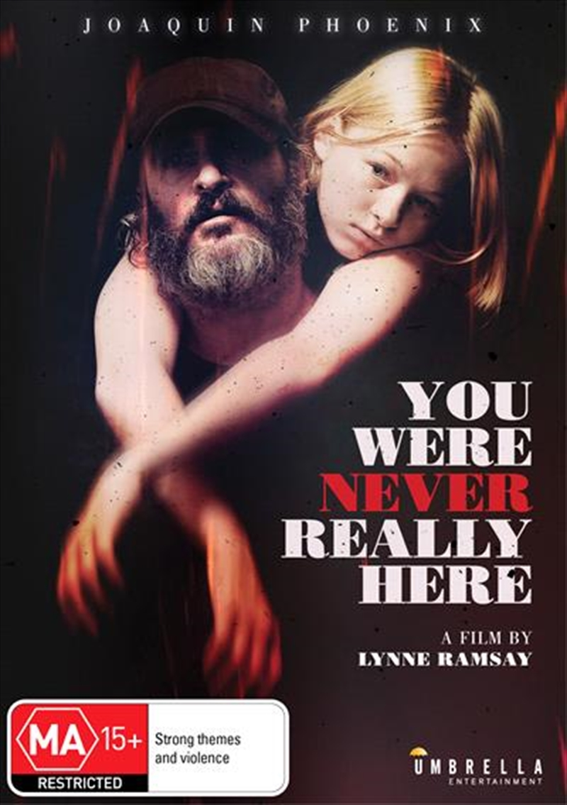You Were Never Really Here | DVD