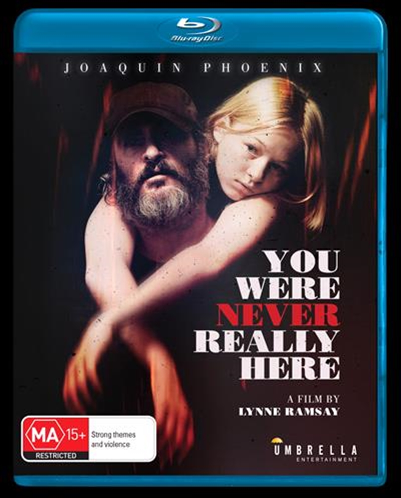 You Were Never Really Here | Blu-ray