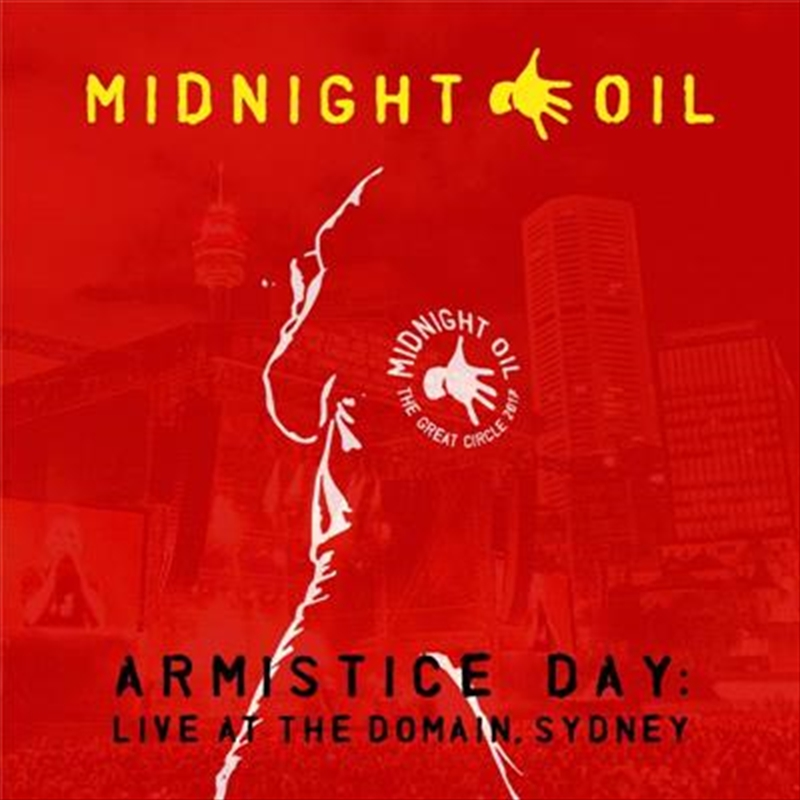 Armistice Day - Live At The Domain Sydney | Blu-ray
