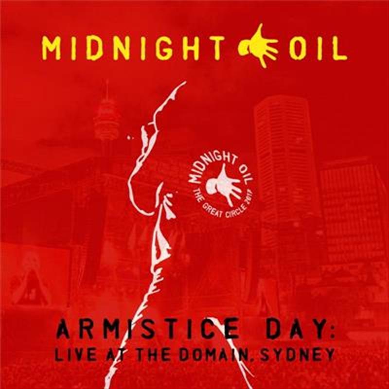 Armistice Day - Live At The Domain Sydney | DVD