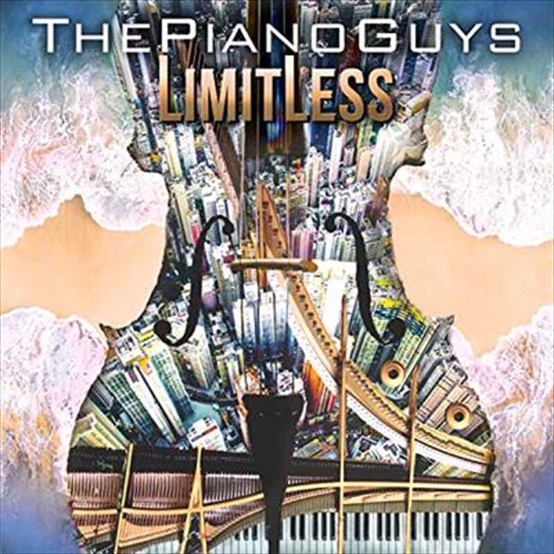 Limitless | CD