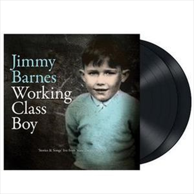 Working Class Boy - Live from the State Theatre Sydney | Vinyl