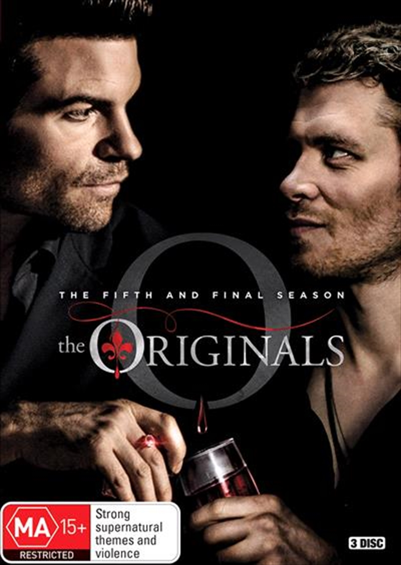 Originals - Season 5, The | DVD