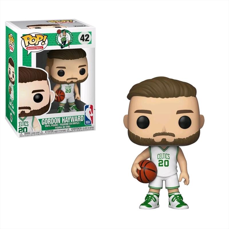 NBA: Celtics - Gordon Hayward Pop! Vinyl | Pop Vinyl