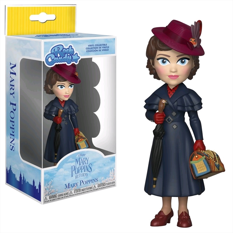 Mary Poppins Returns - Mary Poppins Rock Candy Figurines
