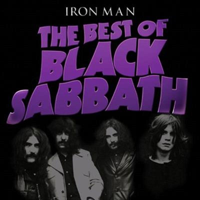 Iron Man: Best Of Black Sabbath | CD
